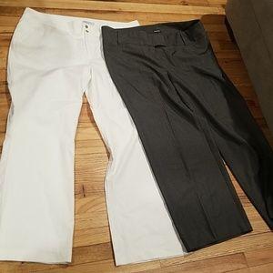 Pants - Bundle of 2 pants size 20w